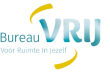Bureau VRIJ logo